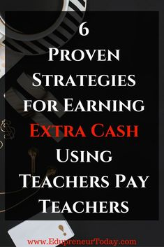 Teachers Pay Teachers (TpT) is like the Amazon of teacher created lesson plans and resources. Teachers can browse the marketplace for resources that were created by other teachers. Some resources are shared for free and others require a fee set by the teacher author. TpT boasts that teacher authors have earned $76,453,142 in earnings at the time of this post. Here are 6 proven strategies for any teacher wanting to become a highly successful author on Teachers Pay Teachers. Powerpoint Lesson, Earn Extra Cash, Teacher Created Resources, Online Lessons, Classroom Projects, 5th Grade Math, Virtual Assistant, Teacher Pay Teachers, Task Cards