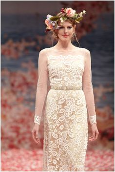 Claire Pettibone: Spring 2013 Bridal Collection | Earthly Paradise- Want That Wedding ~ A UK Wedding Inspiration & Wedding Ideas Blog