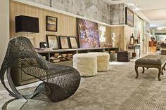 Mostra Artefacto Rio (Foto: divulgação). Salas, Rooms