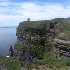 Cliffs of Mohrer Ireland