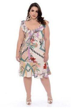 Vestidos Plus Size, Plus Size Dresses, Plus Size Outfits, Stylish Plus Size Clothing, Plus Size Fashion For Women, Plus Size Girls, Plus Size Tops, Plus Size Summer Outfit, Frock Fashion
