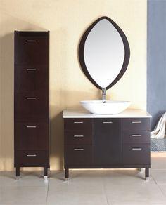 great vanity...