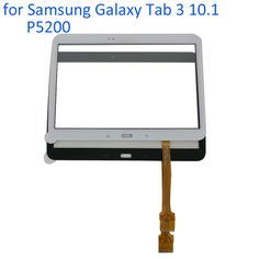 12.26$  Know more - ALANGDUO for Samsung Galaxy Tab 3 10.1 P5200 Touch Screen Digitizer Panel Front Touchscreen Replacement Glass Tablet Sensor Lens   #aliexpresschina
