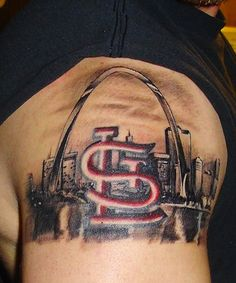 st. louis cardinals tattoo designs | Tattoo Tuesdays: St. Louis Cardinals Win Battle Of World Series ...