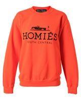BRIAN LICHTENBERG | Unisex 'Homies' Cotton Sweatshirt | Browns fashion & designer clothes & clothing