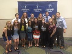 Students Present Research at Sports Medicine Conference High Point University | High Point University | High Point, NC