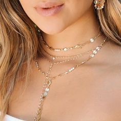 805a38aaf All about the crystal + gold 💫✨ By @ettika #ettika #ettikaambassador #