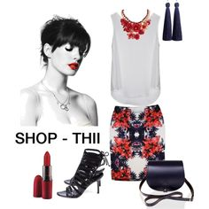 """""""SHOP - THII"""" by ladymargaret on Polyvore"""