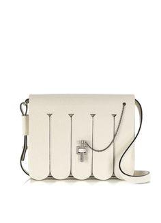 Carven Malher Fringe Bag