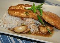 Křehké a voňavé kuřecí řízečky na asijský způsob Food And Drink, Pork, Pizza, Menu, Treats, Chicken, Cooking, Fitness, Recipes