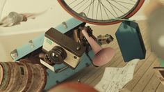Revolution Department is an up and running hub of creatives based in Milan, set up with an eye towards developing postproduction and animation projects. With this video, we're ready to play.