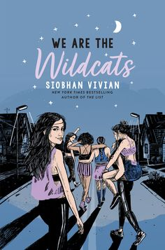 eBook We Are the Wildcats By Siobhan Vivian pdf books for kids books 2020 books books online price books books 2020 books of 2020 books 2020 books to read 2020 Ya Books, Book Club Books, Book Lists, Good Books, Reading Lists, Book Challenge, Books For Teens, Teen Books, Book Cover Design