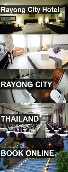 Hotel Rayong City Hotel in Rayong City, Thailand. For more information, photos, reviews and best prices please follow the link. #Thailand #RayongCity #RayongCityHotel #hotel #travel #vacation