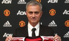 José Mourinho appointed Manchester United manager on three-year contract