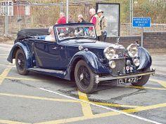 4 Alvis Speed 20 (1936)