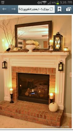 Mantel-could build over existing fireplace?