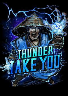 Ottyag — Mortal Kombat Line by Ottyag, via Behance