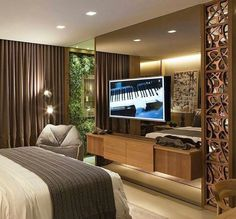 9 Most Simple Ideas Can Change Your Life: Abstract False Ceiling Design false ceiling with fan interior design.Contemporary False Ceiling For Office false ceiling design cabinets. Luxury Bedroom Design, Bedroom Bed Design, Modern Bedroom, Master Bedroom, Bedroom Decor, Bedroom Ideas, Bedroom Interiors, Bedroom Makeovers, Bedroom Styles