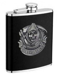 Sons of Anarchy Hip Flask, http://www.amazon.com/dp/B00G3OCQP4/ref=cm_sw_r_pi_awd_F0bBsb1SSK956