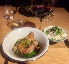Restaurant Pasto pork dish