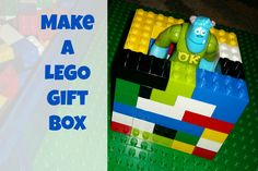 This Lego Gift Box is a perfect way to practice math skills - and save on wrapping paper! Lego Math, Fun Math, Math Activities, Lego Gifts, Math Skills, Legos, Bedtime, Wrapping, Wraps