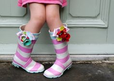 cutest rain boots ... EVER.