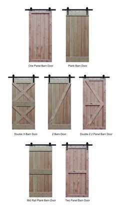 Farmhouse Door Styles   Google Search Diy Sliding Door, Diy Barn Door, Barn  Door