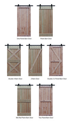 farmhouse door styles - Google Search
