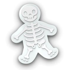 Gingerdead Men Cookie Cutters, $13, now featured on Fab.