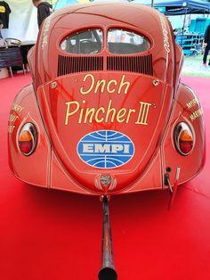 Inch Pincher III at European Bug-In 6 Chimay, Belgium
