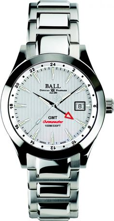 Ball Watch | Engineer II Chronometer Red Label GMT - Model GM2026C-SCJ-WH