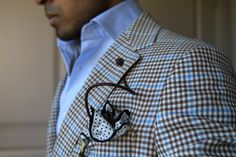 Custom Made-To-Measure Men's Style Fashion Button-Up Dress Shirt - Original Stitch. Tailored Dress Shirting designed by you. Gifts for men. Sharp Dressed Man, Well Dressed Men, Mens Fashion Suits, Mens Suits, Fashion Menswear, Marcelo Mello, Ze Roberto, Mode Costume, Men Dress