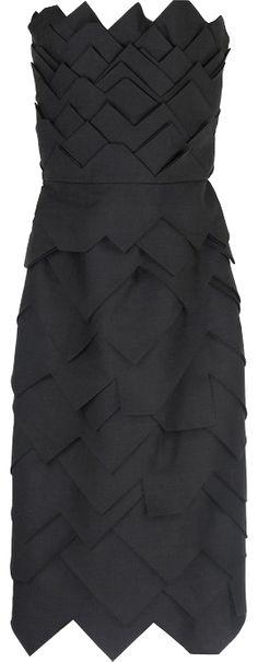 NATHAN JENDEN | Sandra strapless dress