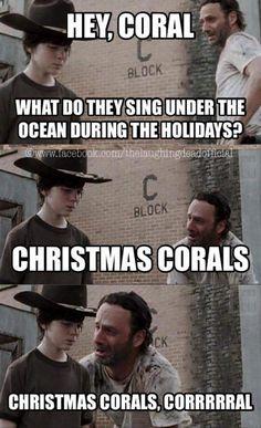 """Here's a Christmas Joke!"""
