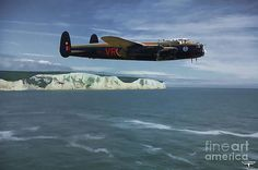 Tommy Anderson - Avro Lancaster