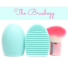 The Brushegg Review & Giveaway!