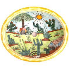 Traditional Mexican Sink-Desierto II