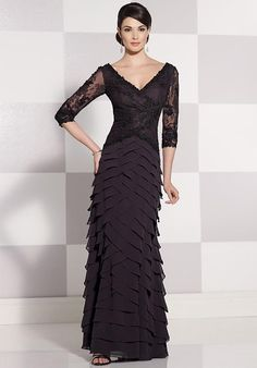 Cameron Blake 214692 Mother Of The Bride Dress - The Knot