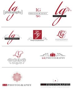 February 14: LG Photography Logo Concepts