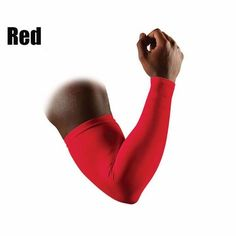Super Sell-sport Length Elbow Pads Arm Warmers Pad Long Arm Sleeve Support Basketball Sports Armband Running Running