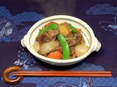 How to Make Nikujaga (Japanese Beef & Vegetable Stew) 肉じゃがの作り方