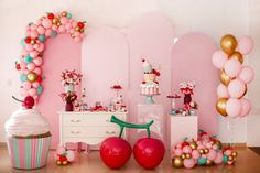 Fun Party Themes, Birthday Party Themes, 2nd Birthday, Ideas Para Fiestas, Childrens Party, Birthday Decorations, Diy Design, Baby Shower, Candy