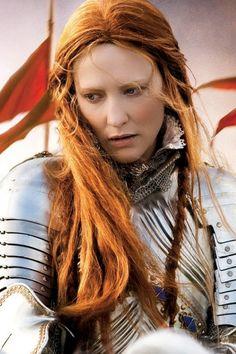 Kate Blanchett - Elizabeth