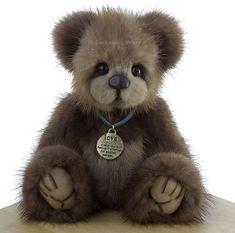 Life in the Den of a Teddy Bear Artist