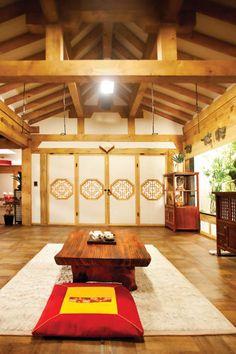 the korean style living room korean style home design