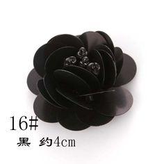 Сценические костюмы аксессуары для одежды ручной работы блестки DIY ручной сидения аксессуары горный хрусталь украшения цветок украшения одежды - Taobao