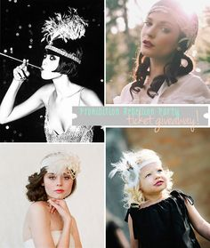Prohibition Era Flappers   WPPI GIVEAWAY   Tickets to Prohibition Rebellion Party*   The Knotty ...