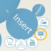 I LOVE Prezi!  This page shows how to import and convert your pre-made Power Point presentations into Prezi presentations!  I know what I'm going to do before school starts.