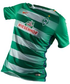 Nike Maillot de Football Park VI L S Rouge Blanc