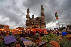 Onset ... both for Hyderabadi Monsoon and Ramzan Festivities this year!
